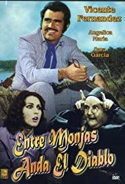 Entre monjas anda el diablo 1973 poster