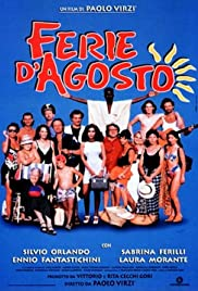 Ferie d'agosto (1996) cover