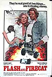 Flash and the Firecat 1975 poster