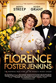 Florence Foster Jenkins 2016 poster