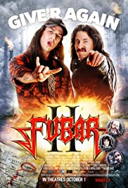 Fubar II 2010 poster