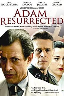 Adam Resurrected (2008) cover