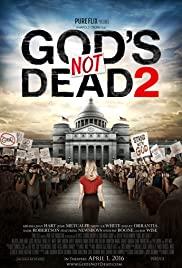 God's Not Dead 2 (2016) cover