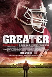 Greater (2016) cover