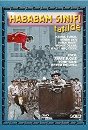 Hababam Sinifi Tatilde (1977) cover