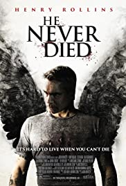 He Never Died (2015) cover