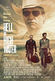 Hell or High Water (2016) cover