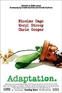 Adaptation. (2002) cover