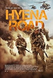 Hyena Road 2015 poster