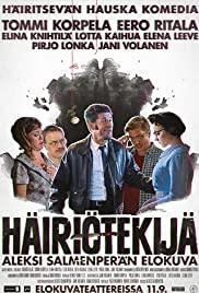 Häiriötekijä (2015) cover