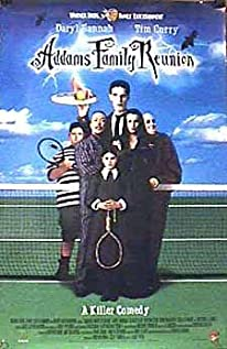 Addams Family Reunion 1998 poster