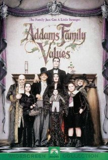 Addams Family Values (1993) cover