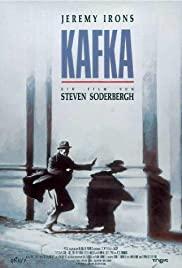 Kafka (1991) cover