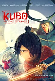 Kubo and the Two Strings (2016) cover