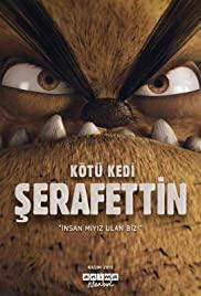 Kötü Kedi Serafettin (2016) cover