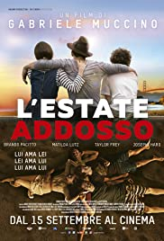 L'estate addosso (2016) cover