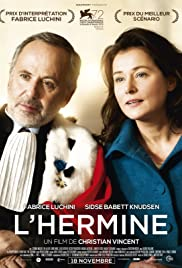 L'hermine (2015) cover