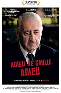 Adieu De Gaulle adieu (2009) cover