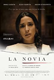 La novia (2015) cover