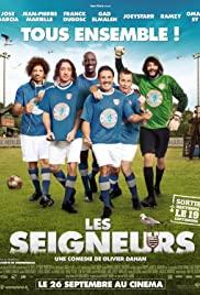 Les seigneurs (2012) cover