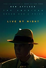 Live by Night 2016 poster