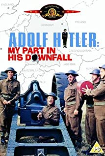 Adolf Hitler: My Part in His Downfall (1974) cover