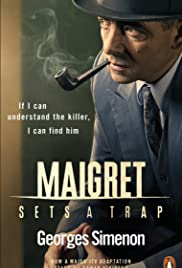 Maigret Sets a Trap (2016) cover