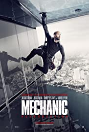 Mechanic: Resurrection (2016) cover