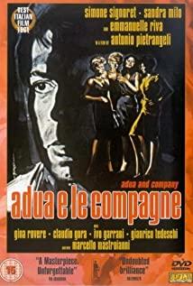 Adua e le compagne (1960) cover