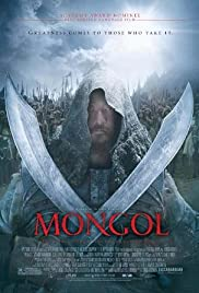 Mongol (2007) cover