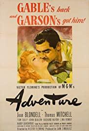 Adventure (1945) cover