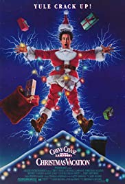 National Lampoon's Christmas Vacation (1989) cover