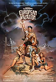 National Lampoon's European Vacation (1985) cover