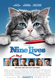 Nine Lives (2016) cover