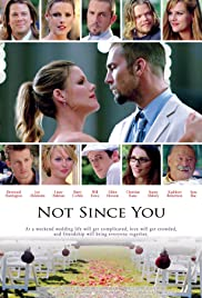 Not Since You (2009) cover