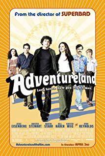 Adventureland 2009 poster