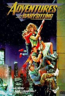 Adventures in Babysitting (1987) cover