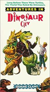 Adventures in Dinosaur City (1992) cover