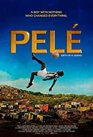 Pelé: Birth of a Legend (2016) cover