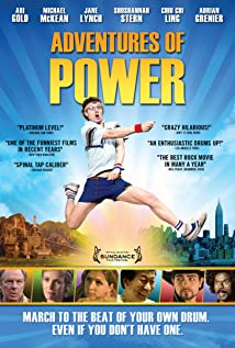 Adventures of Power (2008) cover