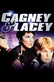 Cagney & Lacey 1981 poster