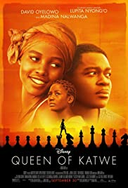 Queen of Katwe (2016) cover