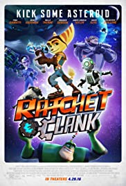Ratchet & Clank (2016) cover