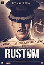 Rustom (2016) cover