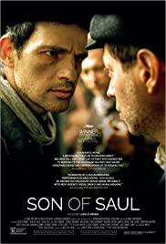 Saul fia (2015) cover