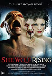 She Wolf Rising (2016) cover