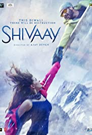 Shivaay (2016) cover