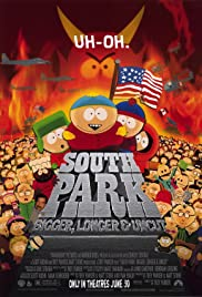 South Park: Bigger, Longer & Uncut (1999) cover