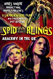 Spidarlings (2016) cover
