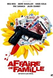 Affaire de famille (2008) cover